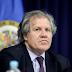 Luis Almagro condena la violencia en Haití