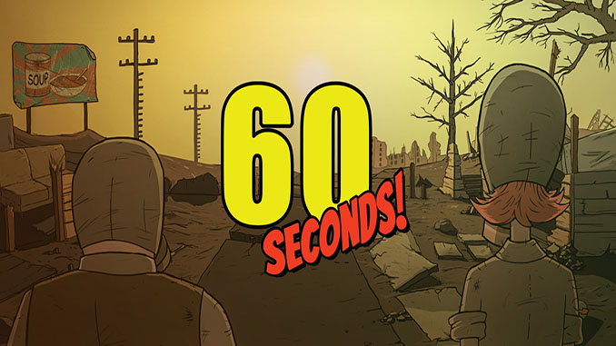 60 Seconds! PC Game Download