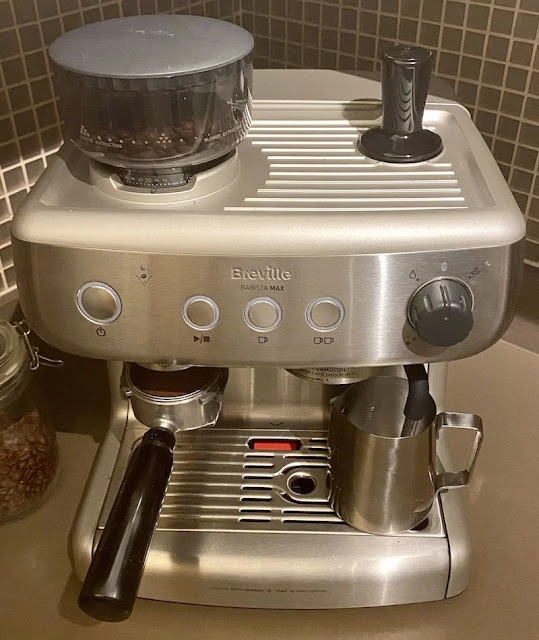 Breville Barista Max VCF126 Review
