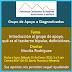 Invitación grupo de apoyo a diagnosticados. Tema: Introducción al grupo de apoyo, qué es el trastorno bipolar, definiciónes.