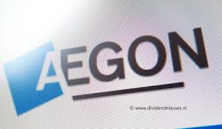 aandeel Aegon logo 2021