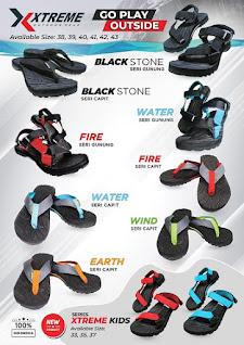 Katalog Sandal Xtreme