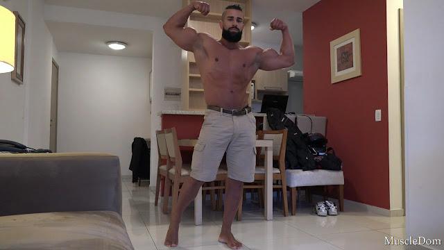 MuscleDom - Jerald
