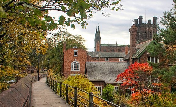 Top 5-Rated Tourist Attractions in Chester