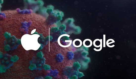 Apple and Google at the Heart of the Battle of Corona