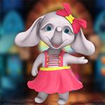 G4K Kindly Elephant Kid Escape