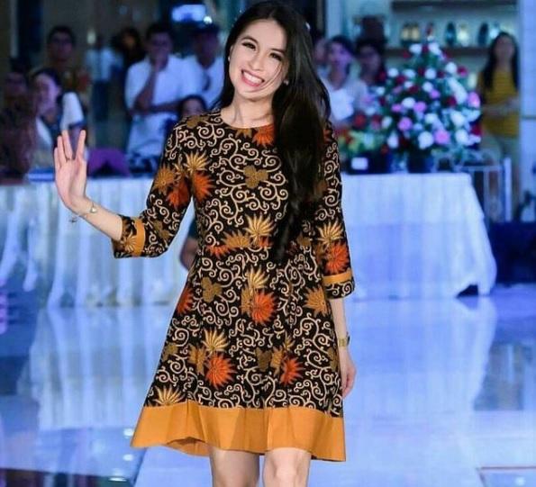 Model Batik Tunik Terbaru 2021