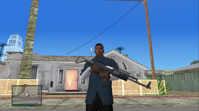 GTA V MOD PS2