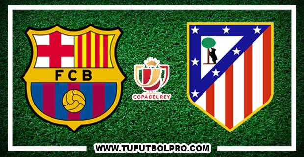 Ver Barcelona vs Atlético Madrid EN VIVO Por Internet Hoy 7 de Febrero 2017