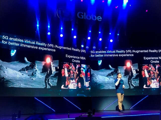 Globe Teams Up with Huawei Technologies to Bring 5G Technology in PH