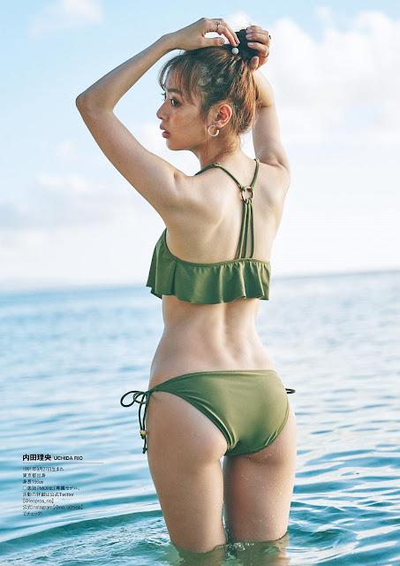 Aizawa Rina 逢沢りな Uchida Rio 内田理央 Summer Time