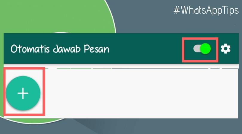 Cara membuat balasan pesan otomatis di whatsapp tanpa aplikasi tambahan 1