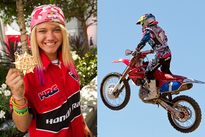 Ashley Fiolek: Youngest Woman in History to Win the American Motocross Championship