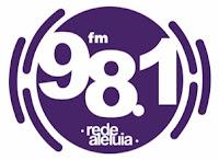 Rede Aleluia FM 98,1 de Aracaju SE