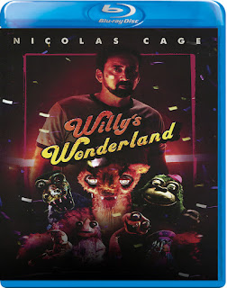 Willy's Wonderland [2021] [BD25] [Latino]