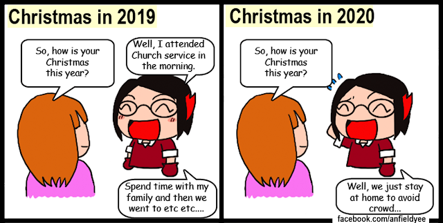 How I spent my Christmas during Covid-19 era