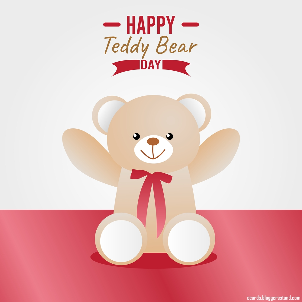 Happy Teddy Day 2021 Wishes Wallpaper