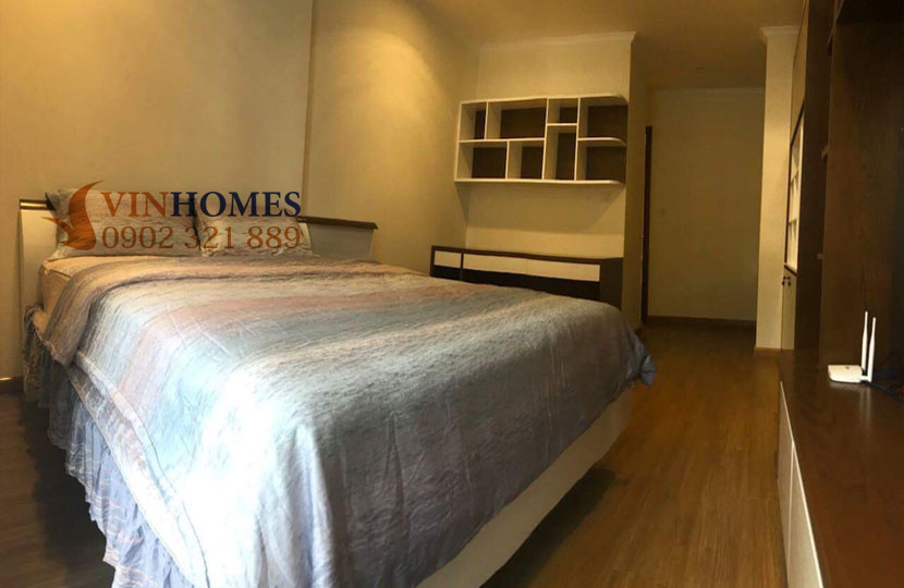 Cho thuê căn hộ Vinhomes 4 phòng ngủ Landmark 1 - phòng ngủ lớn