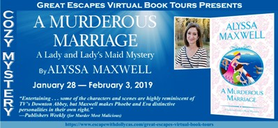 Upcoming Blog Tour 1/29/19