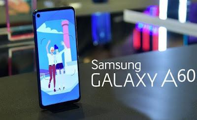 Cara Hard Reset Samsung Galaxy A60