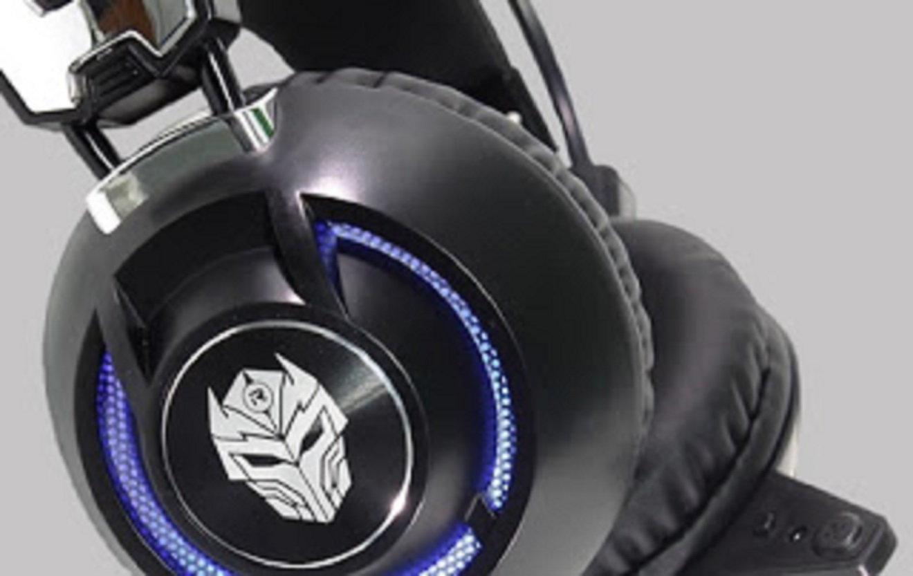 review headset gaming rexus f35