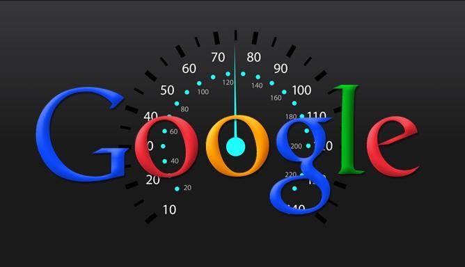 Google Speed Update ahora se está ejecutando