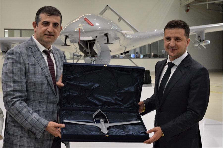 Укрспецекспорт і Baykar створили спільне підприємство