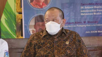 Ketua DPD RI Minta Pemda Segera Atur Lokasi Penjualan Hewan Kurban