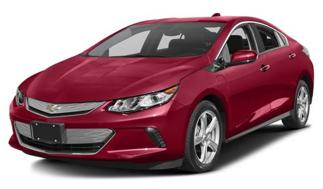 2017 Chevrolet Volt Review Consumer Reports