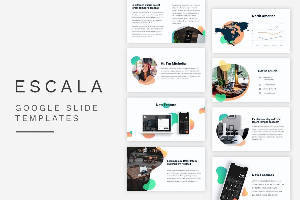 50+ Business Google Slides Templates