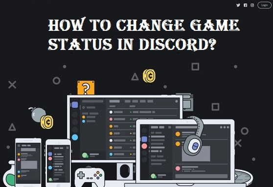 How to Change Game Status in Discord?