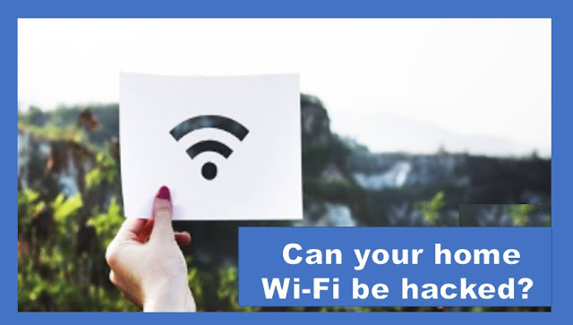 home Wi-Fi can be hacked