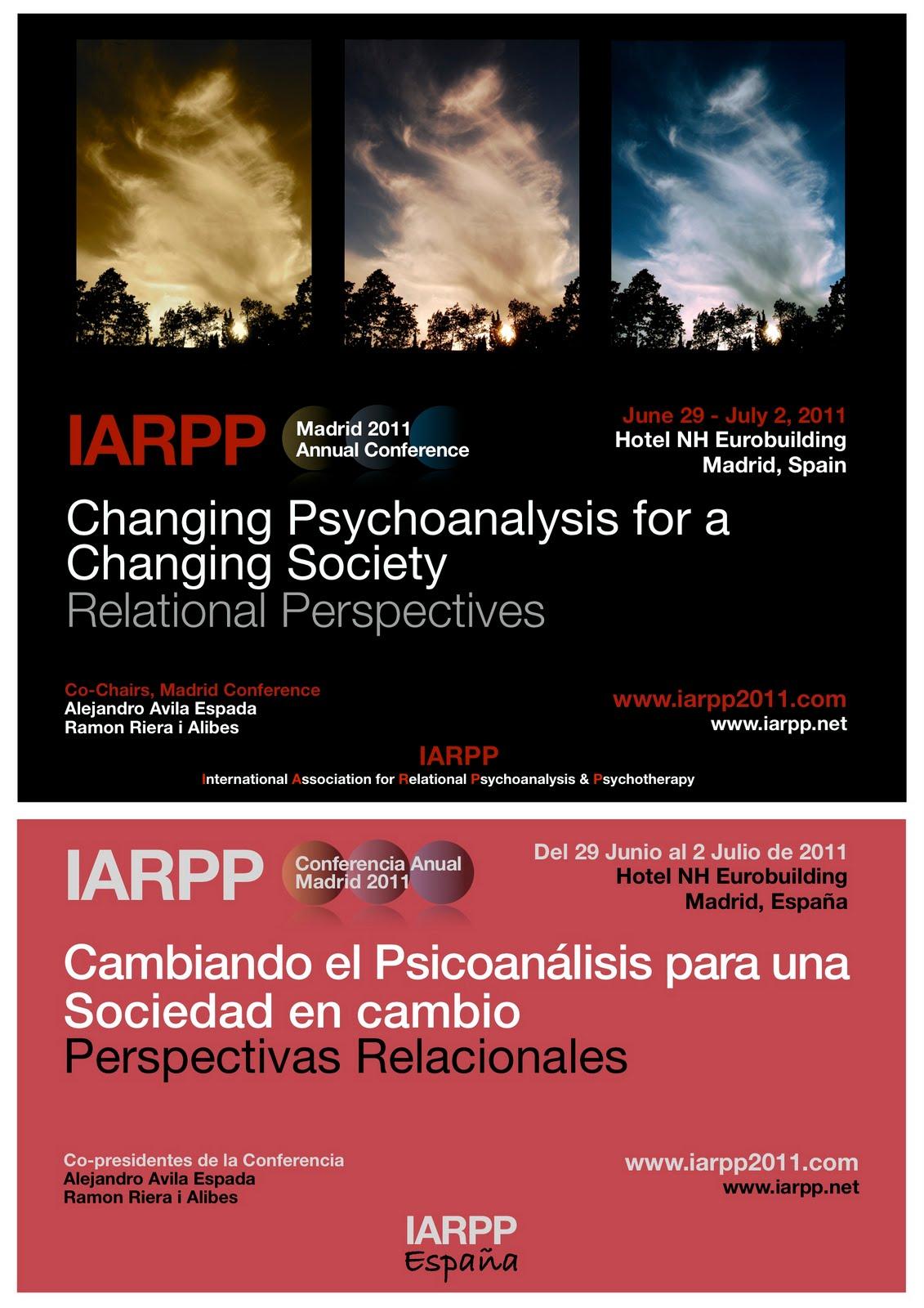 Iarpp psychoanalysis and sexuality