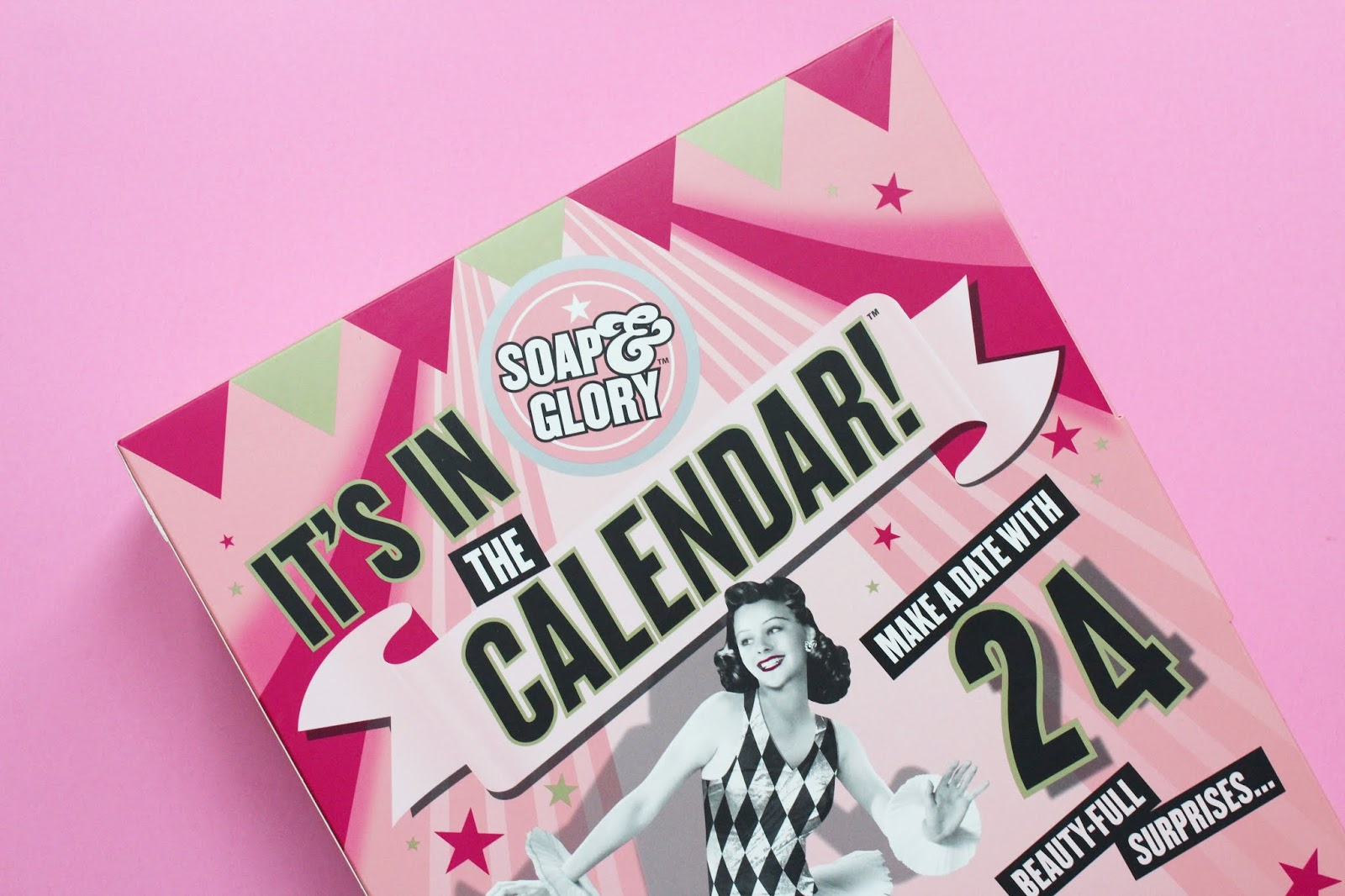 Soap & Glory Advent Calendar 2018