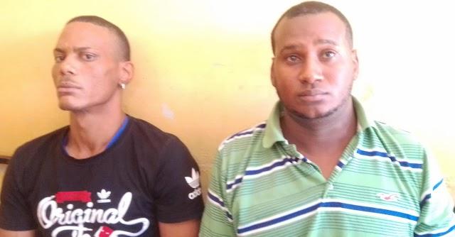 Policía apresa a Chito y Chiquito, relacionados con las heridas de bala a Manen