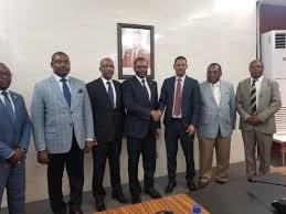 Le Ministre des Mines et des Hydrocarbures de la Guinée Equatoriale rencontré son homologue Éthiopien