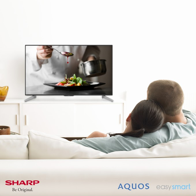 The Sharp Easy Smart Collection: Bringing Back the Simple Pleasures of Television
