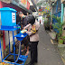 Sosok Polisi Wanita Aiptu  Resiani  Sagita  Satu Satunya Menjadi Polwan Sebagai Bhabinkamtibmas