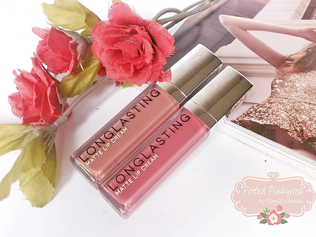 Potted Pinkyrose: Review: LT Pro Long Lasting Matte Lip