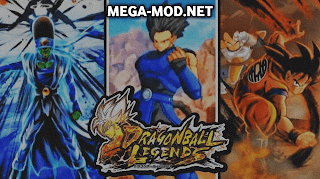 Dragon Ball Legends Mod Apk 2.18.0 (MENU MOD/HIGH DAMAGE) 2021