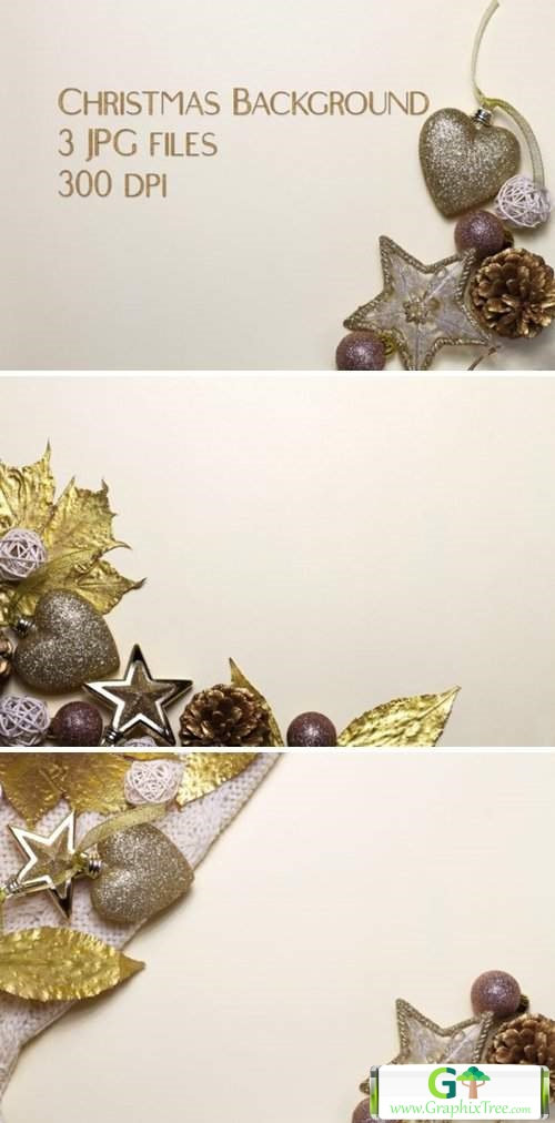 Christmas Background Photo [Stock Image] [Abstract Background]