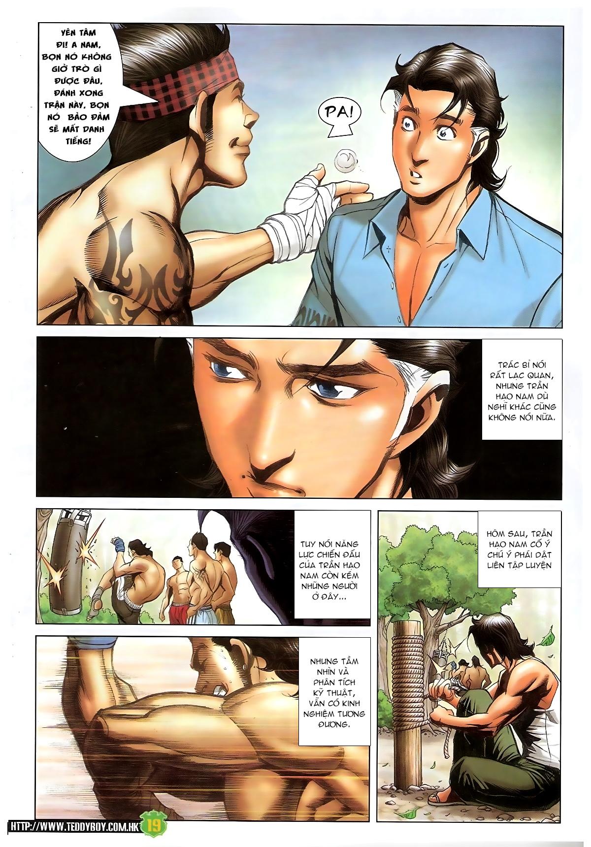Người Trong Giang Hồ - Chapter 1397: Anh hùng cúi đầu - Pic 18
