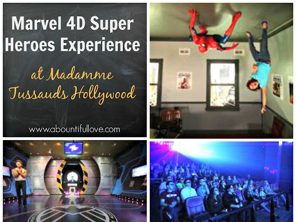 Marvel 4D Super Heroes Experience