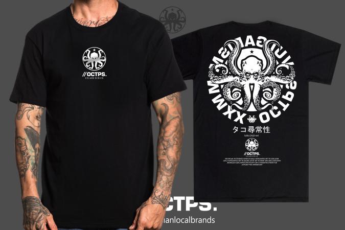 OCTPS VULGARISM - //OCTPS. Indonesian Local Brands