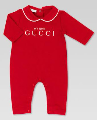 Designer Baby Gucci Baby Pajamas A Fun Christmas Gift