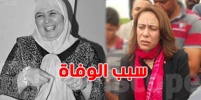 وزيرة المرأة السابقة سهام بادي