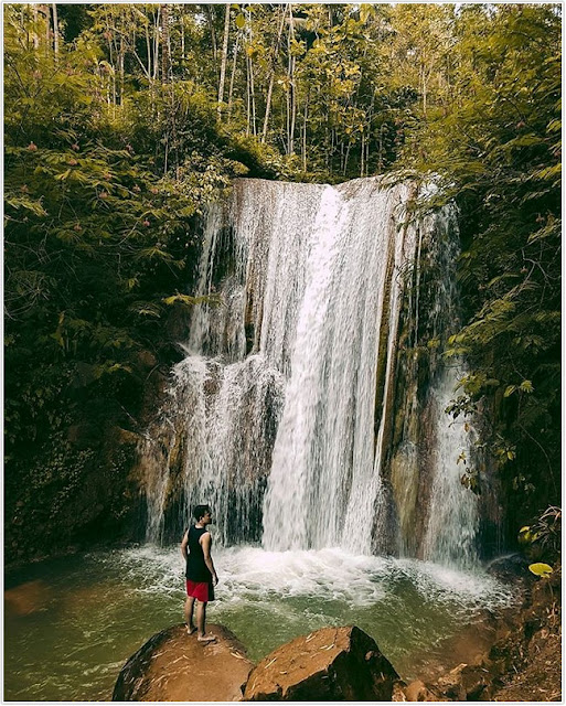 Air Terjun Grojogan Sewu;10 Top Destinasi Wisata Kulon Progo