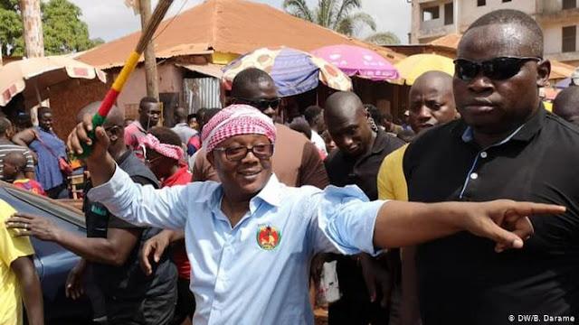 Guiné-Bissau | Os esforços e os falhanços de Sissoco Embaló