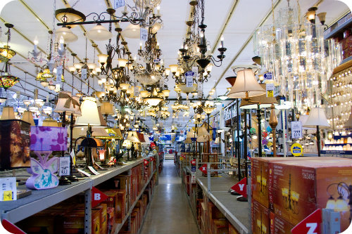 Diy Shopping For Amp Installing New Lighting Fixtures