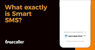 TRUECALLER ने स्मार्ट एसएमएस एंड्रॉइड ऐप में लॉन्च - डिंपल धीमान